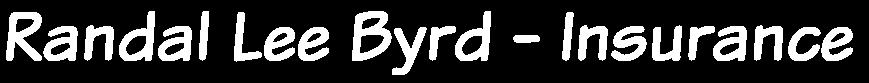 Randal Byrd Insurance